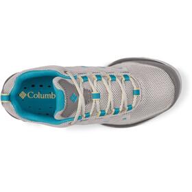Columbia Vapor Vent Zapatillas Mujer, grey ice/beta